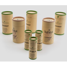 Custom Paper Tube Recyclable Paper Box