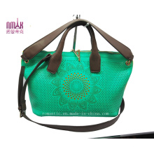 Carved Patterns Tote Shopping Bag Hobo
