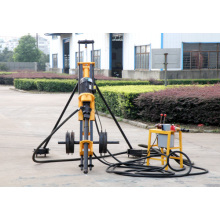 Rotary Head Top Hammer Diamond Drill Rig