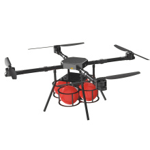 Feuerlöscher Drohne UAV