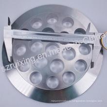 Часть CNC подвергая механической обработке для промышленные компоненты
