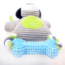Cross-border stores new hot selling dog colorful style plush toys pet supplies