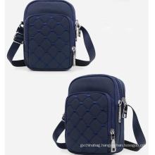 Ready to ship stock crossbody bag fashion mini lady's shoulder bag multi colors travelling mobile phone bag