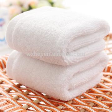 Wholesale Cheap White Cotton Hospital Bath Hand Towel Sets