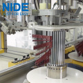 Automatic three phase electirc motor winding stator production line machine