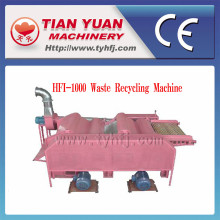 Waste Fabric Recycling Machine (HFI-1000)