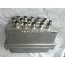 Rice color sorter parts,rice color sorter ejector ,air ejector