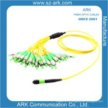 Волоконно-оптический патч-корд MPO / PC-FC / PC (1,5M)
