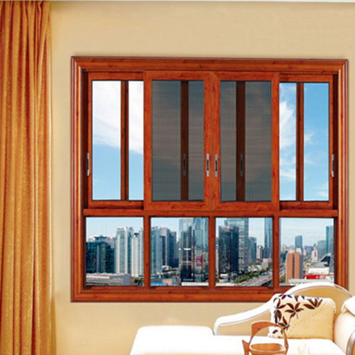 sliding windows with security screen
