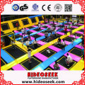 China Professionelle Trampoline für Kinder und Indoor Kinder Trampolin