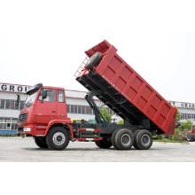 Sinotruk 6X4 Cheaper Dump Truck with Mining Box