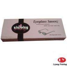 Custom glasses sunglasses paper packaging box