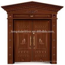 Schmiedeeisen Doppelte Eingänge Türen / Innen-Tür / dekorative Türen