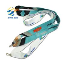 Custom Heat Transfer Lanyard Neck Strap Id Badge/Cell Phone Holder/Keychain
