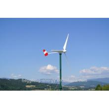 Alta qualidade de baixa RPM do preço de turbina de vento de 1kw