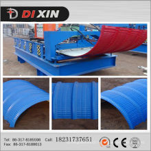 Machine d'estampage de plaques en acier coloré Dx Arched