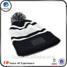 China Fábrica de alta qualidade acrílico Beanie inverno malha Hat