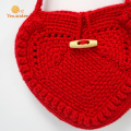 Sac simple en crochet fait main Femme Sac à main