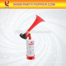 En gros Partie Air Corne En Plastique Partie Sport Air Fan Acclamé Corne