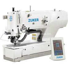 Zuker Juki computador botão reta fura a máquina de costura Industrial (ZK1790S)
