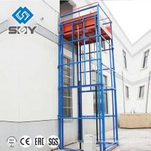 Elevador de carga de alta calidad ampliamente utilizado en venta