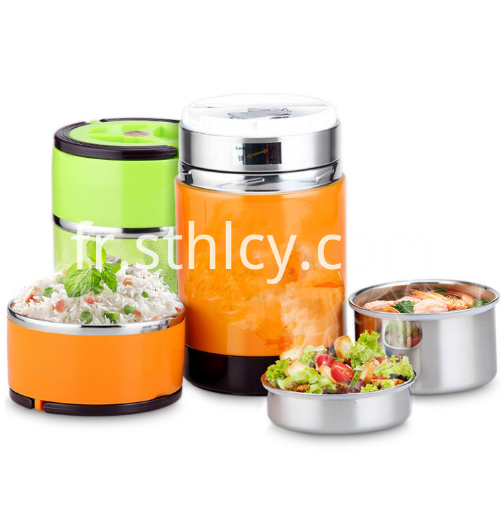 Stainless Steel Lunch Boxhl480zn3