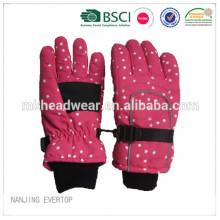 Children Cute Winter Ski Gloves Wholesale