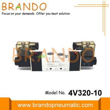 4V300 Series 3/8'' Pneumatic Solenoid Valve