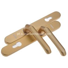 Slide-hung Slide-dobrável Porta Double-side Handle