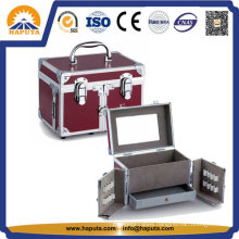 Makeup & Jewelry Beauty Box with Mirror Hb-1301