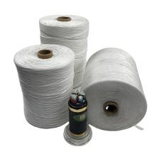 Polypropylene Filler Yarn  For Cable PP Filler Yarn For Power Cable Twist 100% PP  Fibrillated Cable Material Supplier