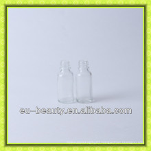Hot sales 20ml clear glass essential oil bottle