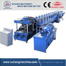 Máquina formadora de rolos de esteira de canal de alta velocidade de alta velocidade por atacado