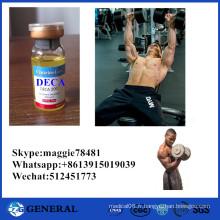 Protéine corporelle Deca-Durabolin / Nandrolone Decanoate Enhancement Injectable Anabolic Stéroïdes
