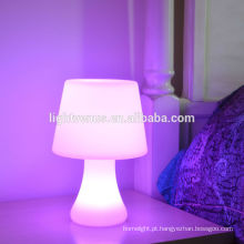lâmpada barata do humor do evento do diodo emissor de luz do plástico da qualidade da altura 2015