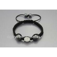 Bracelet shaballa en gros réglable le moins cher