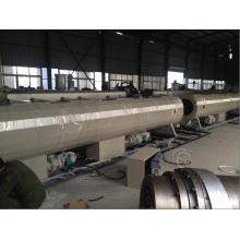 Kunststoff HDPE Rohrextruder Maschinen