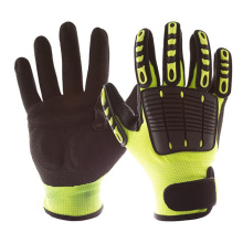 Grip Oilfield Impact Resistant Gloves For Winter