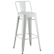 Tolix Bar Retro Dining Chair Kitchen Cafe Chair