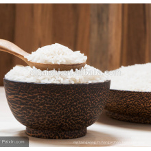 riz blanc de sushi grain