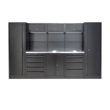 Matte Black Garage Cabinets Tool Cabinets