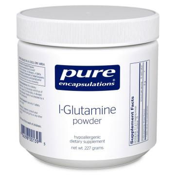 L-glutamine vs acide L-glutamique