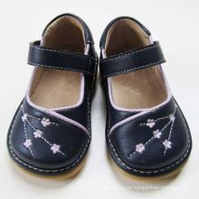 Elegantes Baby Schuhe Schwarz