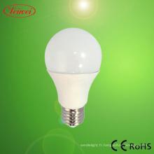 Économie d'énergie élevée LED ampoule lampe