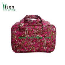 Fashion Quilted Cotton Cooler Bag (YSCLB03-148)