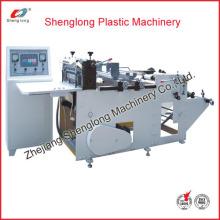 Machine à découper et à découpage automatique en plastique à étiquette à manche (TCJ-QD550)