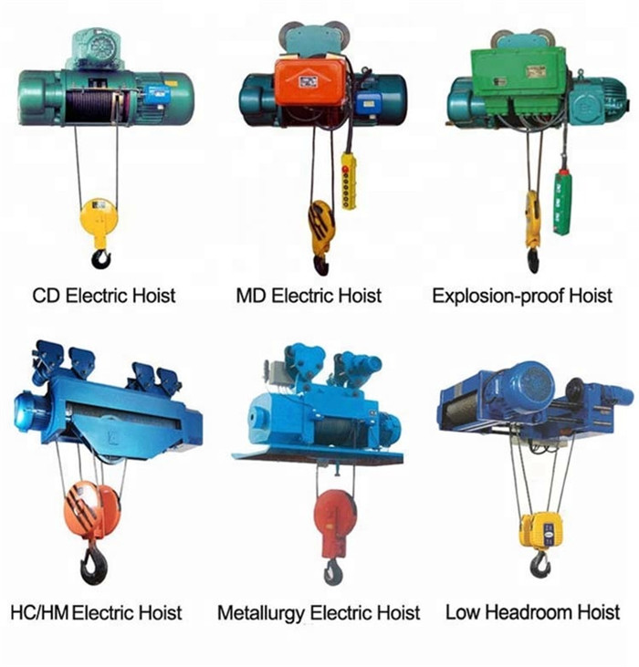 Wire Rope Electric Hoist price