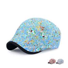 Moda completa impressão Lady IVY Cap Hat