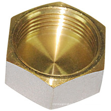 Brass Hex Cap Fitting (a. 0211)