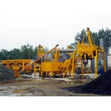 Planta móvil de asfalto Qlby-60 / 60tph